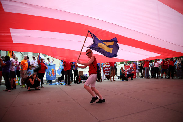 Same-Sex Marriage Upheld By Supreme Court